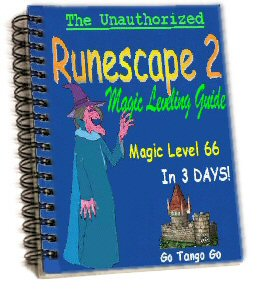 Product picture Runescape Magic Leveling Guide : Level 66 in 3 DAYS
